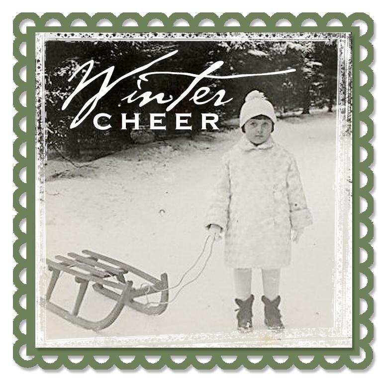 Winter cheer logo