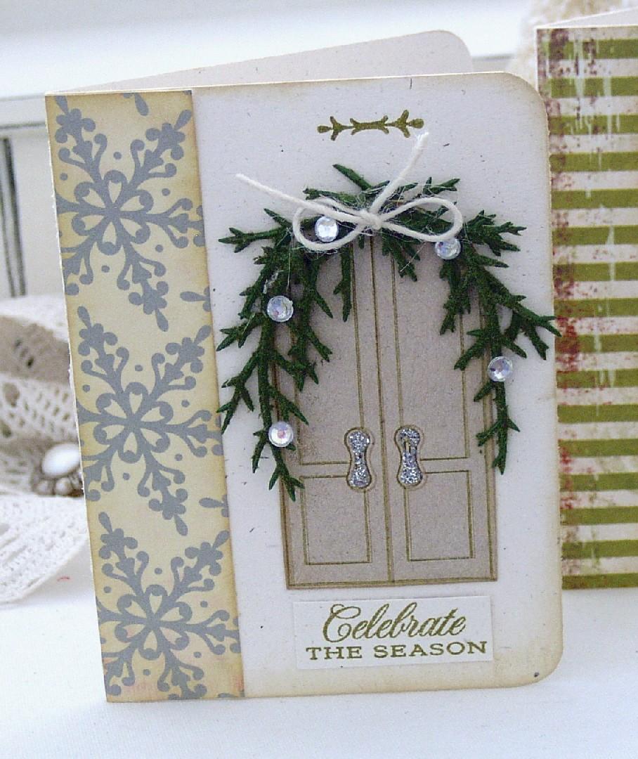 Дверь открытка, командиру