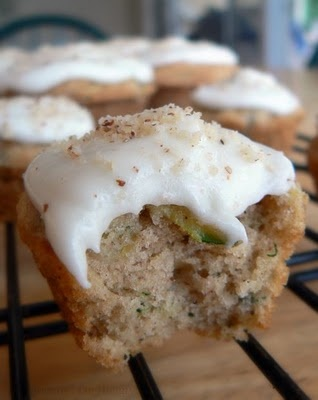 Zucchinibreadcupcakes