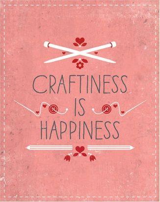 Craftiness...